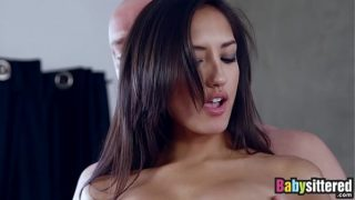 Teen Latina With Stunning Ass Fucked and Facialized